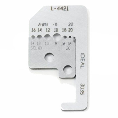 Ideal L-4421 Replacement Blades for 45-092, 10-22 AWG
