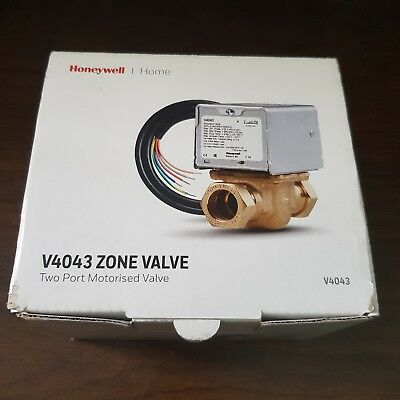 Honeywell 2 port motorised zone valve 22mm