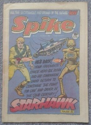 SPIKE Comic - No. 63, 31st March 1984