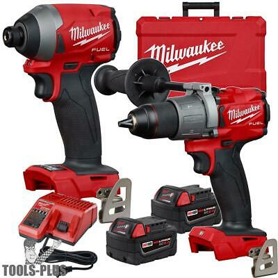 Milwaukee 2997-22 M18 FUEL 2-Tool Combo Kit New