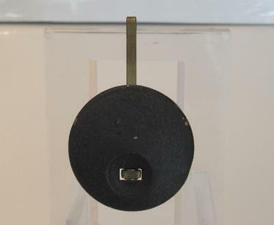 Vintage Black Pendulum for Smiths Enfield Mantel Clock - Parts, Spares & Repairs