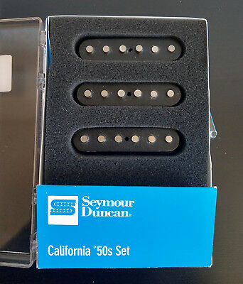 Seymour Duncan SSL-1 California '50s Pickup Set für Fender Stratocaster