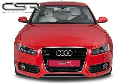 Headlight Brows Eyelids Eyebrows For The Audi A5 8T 2007 Onwards