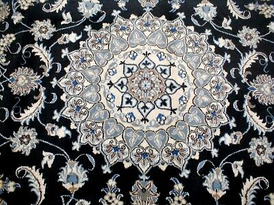 10X7 Exquisite Masterpiece 300Kpsi Mint New Hand Knotted Kork Nain Persian Rug