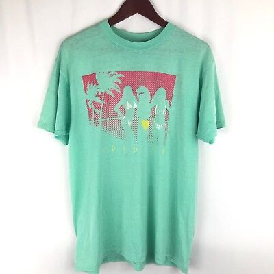 80s Vintage Hanes Fifty-Fifty Paradise T-Shirt