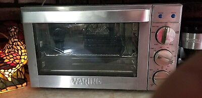 WCO500X Waring Half Size Electric Convection Oven 120 Volts REFURBISHED!