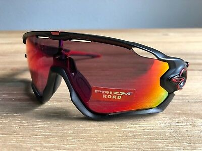fcfbf66cd38 ... cheap new oakley jawbreaker oo9290 0131 92902031 matte black prizm road  sunglasses 2a251 17038