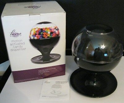 Motion Activated Candy Nut Dispenser New!  Home Elements Batteries Included!