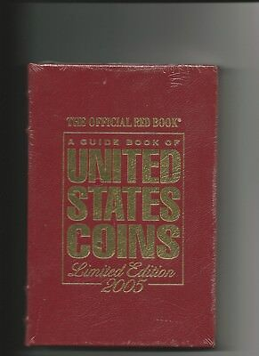 2005 LIMITED EDITION RED BOOK by R.S. YEOMAN
