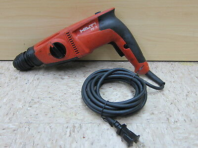 Hilti SDS Rotary Hammer Drill TE2 TE-2 Dual-mode Concrete Drilling Tool