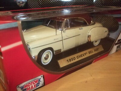 Motor Max 1950 Chevy Bel Air 1/18 Scale