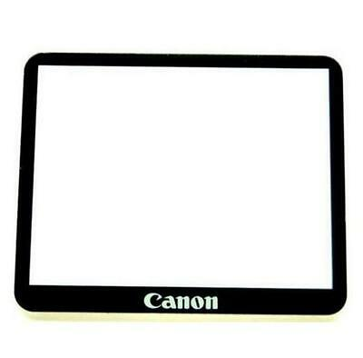 New Canon EOS 5D Mark II Outer TFT LCD Screen Display Window Glass Repair +Tape
