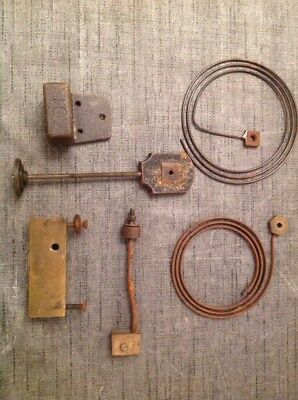 Mantlel Clock Chimes Gongs Rods Antique Collection Spare Parts