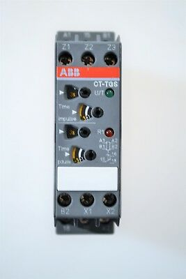 ABB 1SVR430163R0100 Pulse Time Relay CT-TGS