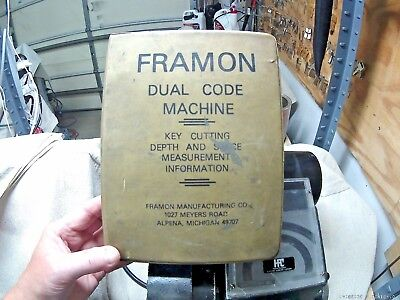 FRAMON FRA2 DND info space and depth book