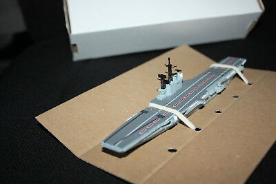 HMS Centaur aircraft carrier by Mountford 1250 scale fully painted NEW MODEL