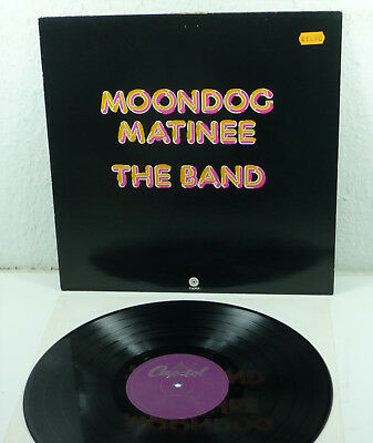 "THE BAND ""Moondog Matinee"" unplayed Capitol re LP Vinyl FOLK Rock Vinyl"