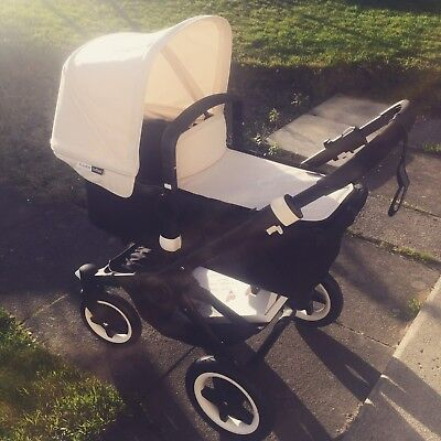Bugaboo Colour Pack-Cream and matching cosy toes