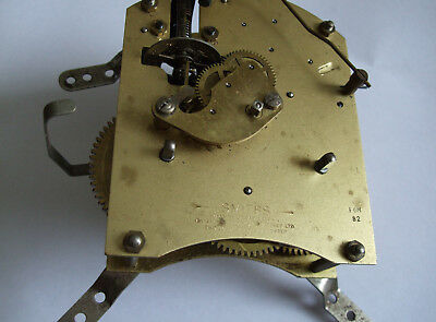 Working Smiths Clock Movement Spares/repair