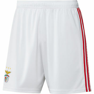 Benfica Home Shorts Trousers Bottoms 2018 19 Mens adidas