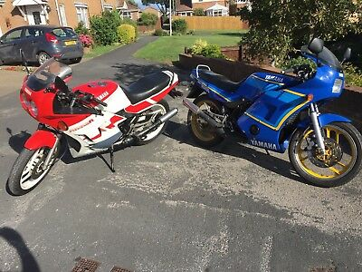 Yamaha RD350 YPVS choice of 2 - One F2 and one RD350R