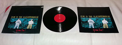 Fury in the Slaughterhouse Pure live LP mit Booklet