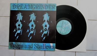 Dreamgrinder - Deeps And Shallows Mini Lp Revolver Inc X004 Uk'90 Top!!