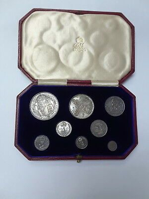 Great-Britain: Maudit-Set 1911,in original box..Est:$1385