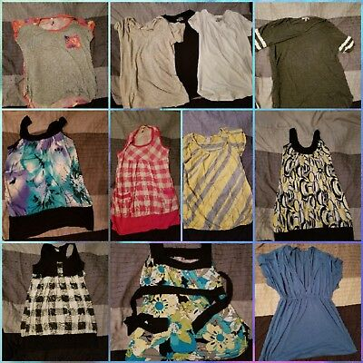 Maternity clothes and postpartum supplies including a mama strut! Regular sizes