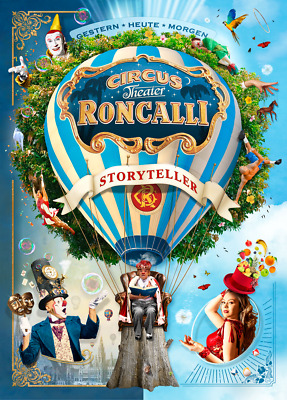 Circus Roncallli Tickets 2x Galerie Loge 03.08. Ludwigsburg