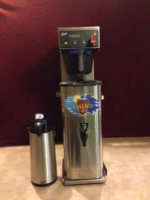 Wilbur Curtis  Combo Coffee/tea Brewer, Comes W/ 30 Day Limited Parts Warranty