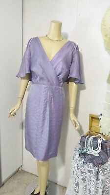 Mother Of the Bride Dress by Jessica London-Size 18-Lavender