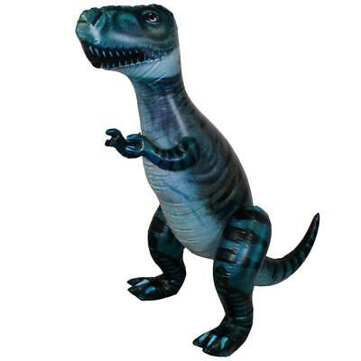 Giant Inflatable T-Rex Dinosaur Prop Approx. 8 Ft From Nose To Tail 243Cm - Pack