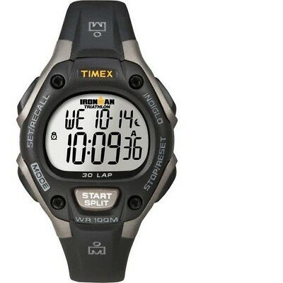 TIMEX T5E901 IRONMAN 30-lap Running Watch Mid-sized Mens & Ladies Unisex NEW