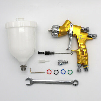 NEW Devilbiss GTI PRO LITE GOLD 2018 1.3mm LVMP Car Paint Tool Pistol Spray Gun