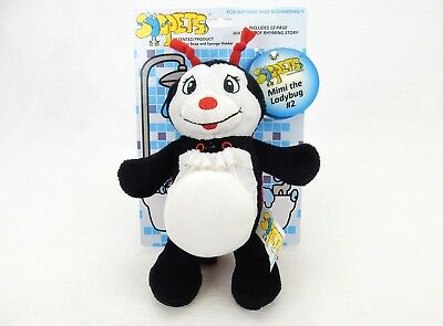 Soapets Plush Bathing Toy ~ Fun Colorful Characters To Wash Kids Clean ~ #2 Mimi