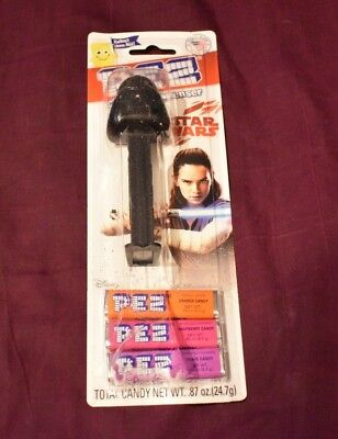 STAR WARS Darth Vader PEZ Dispenser with 3 Packs of  PEZ Candy *NEW AND SEALED*