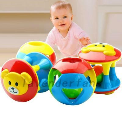 Assembling Infant Baby Grasping Crawling Ball Kids Early Educational Toys