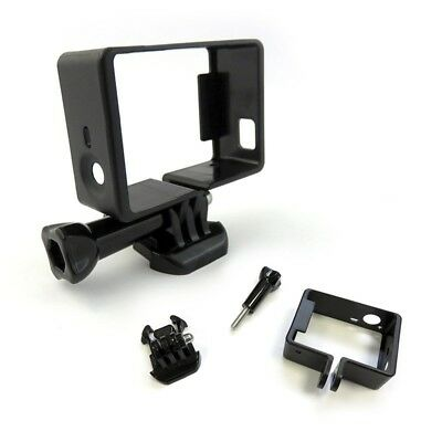 Standard Border Frame Mount Protect Housing Case for GoPro Hero 3 3+4 #US