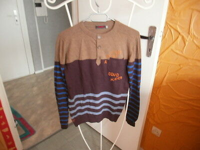 catimini pull manches longues taille 14ans