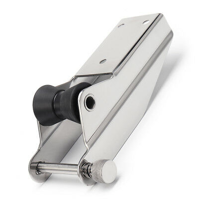 304 Stainless Steel Marine Boat Bow Anchor Sprit Roller Accessories Marine 200mm