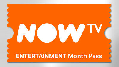 NOW TV * 2 Month Entertainment Pass Code