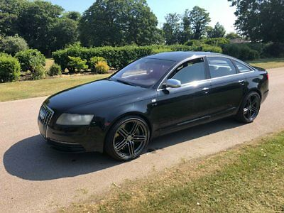 2007 Audi S6 5.2 V10 Left Hand Drive Export Not Damage Salvage Lhd Quattro