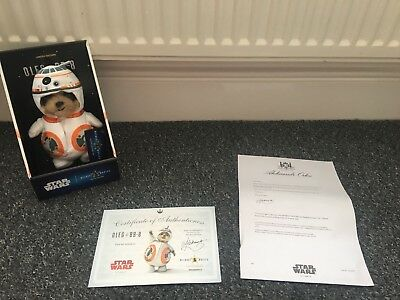 Star Wars Oleg as BB-8 Compare The Market Meerkat Limited Edition Toy Brand New