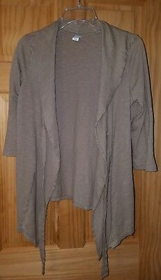Old Navy maternity cardigan 3/4 sleeves, size small