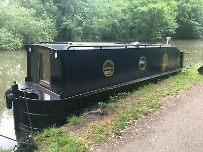 25ft Narrow Boat 2016