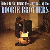 The Doobie Brothers - Listen to the Music (Very Best of..)  CD  NEW  SPEEDYPOST