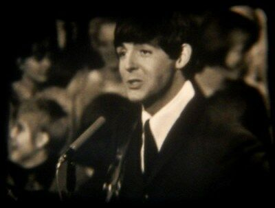 The Beatles - She loves you - 16 mm - Musikclip