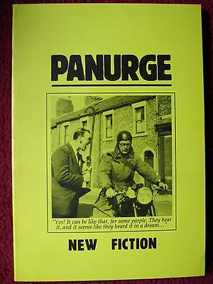 PANURGE Literary Magazine, Issue 7, editor Dave Almond. Stories, Poems, reviews.