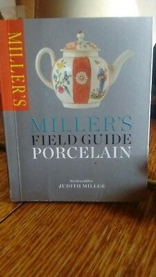 MILLERS FIELD GUIDE TO PORCELEAN by Judith Miller small thick pocket guide!